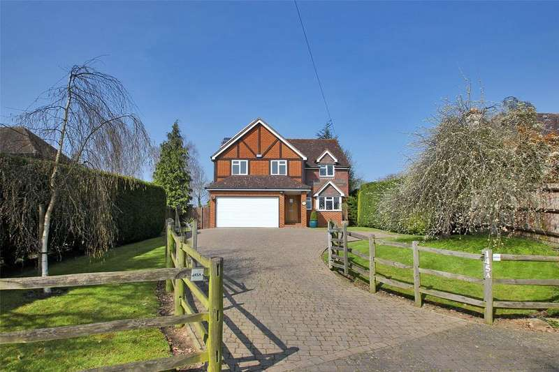 5 Bedrooms Detached House for sale in Hadlow Road, Tonbridge, Kent, TN9