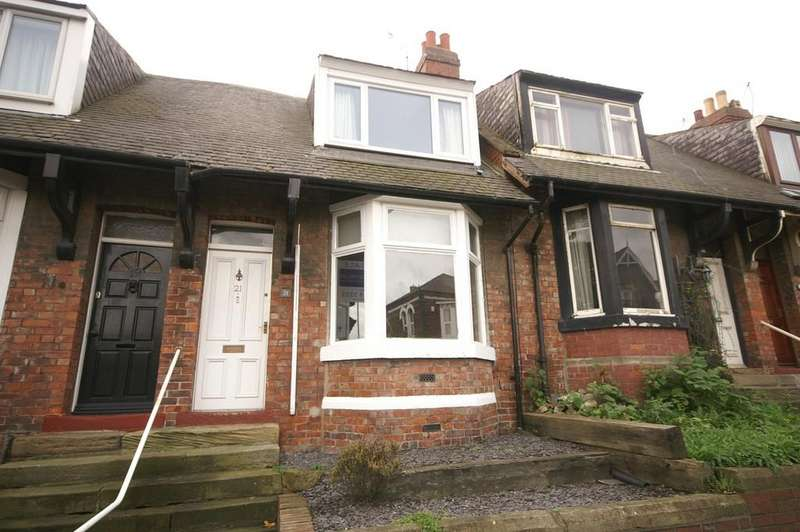 2 Bedrooms Terraced House for sale in Front Street, East Boldon