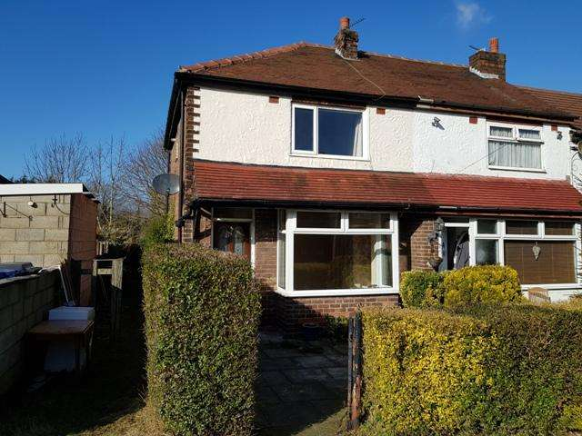 2 Bedrooms Terraced House for rent in Hill Road, Leyland, Lancashire