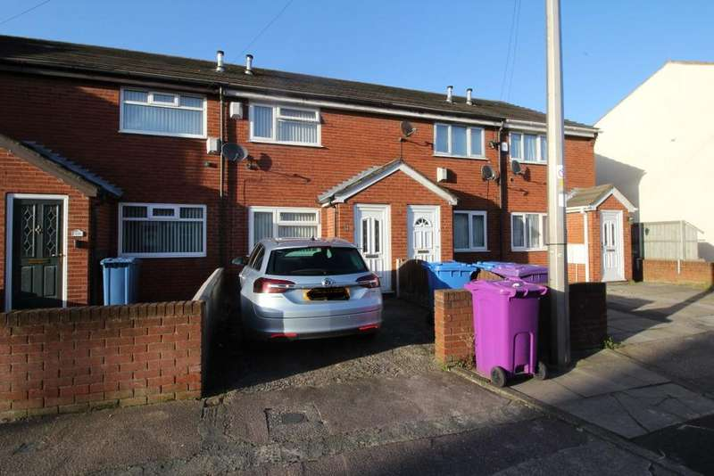 2 Bedrooms Terraced House for rent in Albany Road