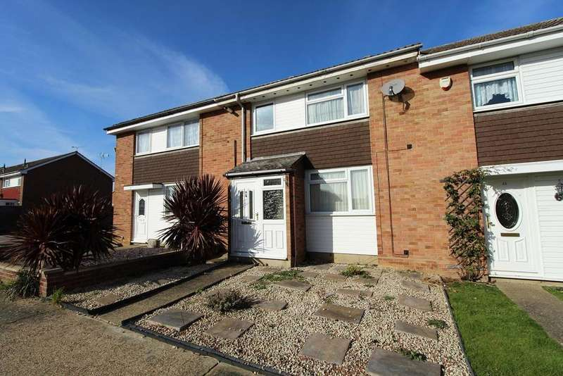 3 Bedrooms Terraced House for sale in Osbert Road, Witham, Essex, CM8