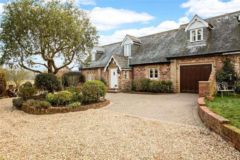 3 Bedrooms Unique Property for sale in Magna Cottages, Moortown Drive, Wimborne, Dorset, BH21