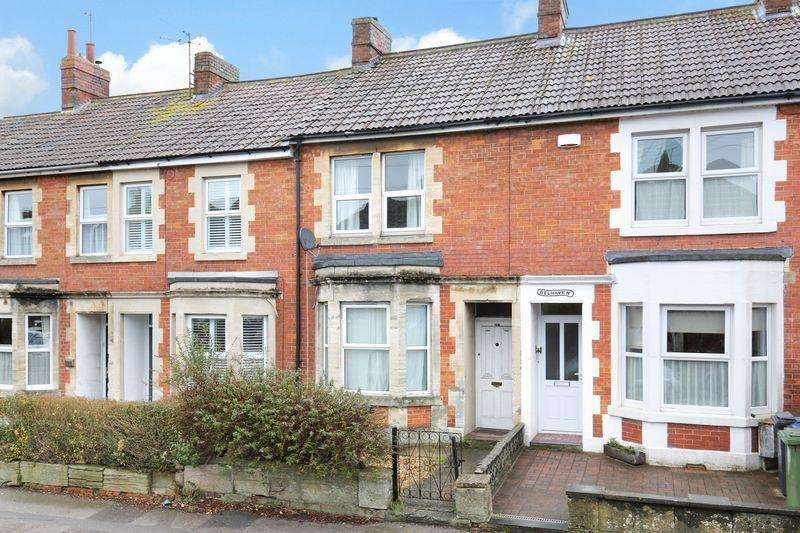 2 Bedrooms Terraced House for sale in Bradford Road, Trowbridge