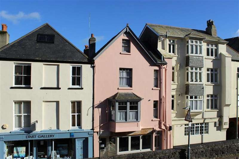 3 Bedrooms Semi Detached House for sale in Lower Street, Dartmouth, Devon, TQ6