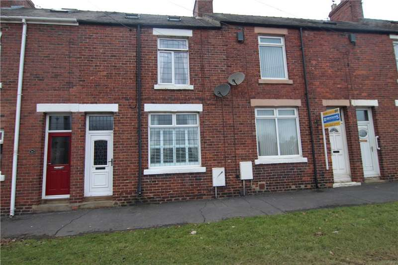 3 Bedrooms Terraced House for sale in Station View, Esh Winning, Durham, DH7