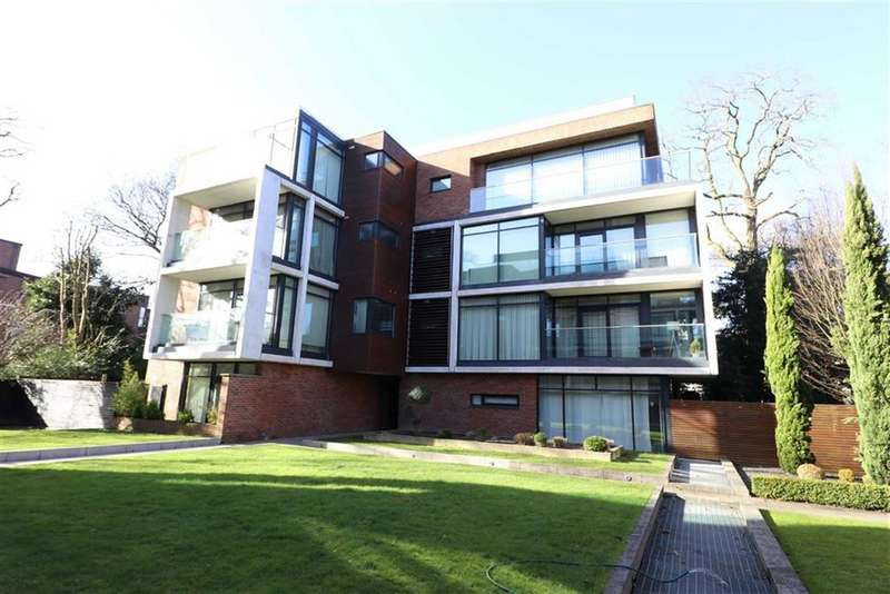 3 Bedrooms Apartment Flat for sale in 135a Barlow Moor Road, Didsbury, Manchester, M20