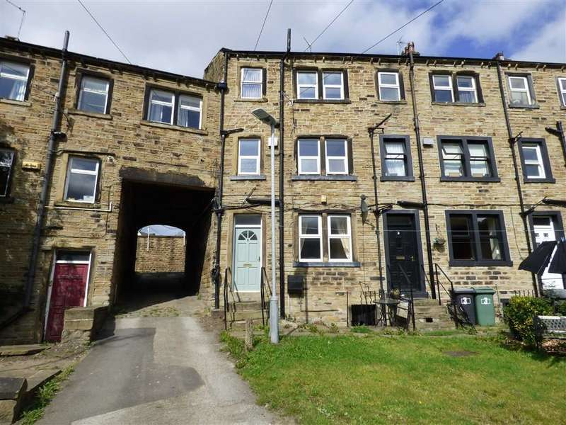 1 Bedroom Terraced House for sale in Tolsons Yard, Moldgreen, Huddersfield