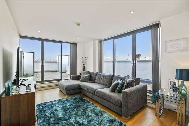 2 Bedrooms Flat for sale in Lucienne Court, 72 Lindfield Street, London, E14
