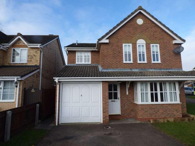 4 Bedrooms Detached House for rent in Mildenhall IP28