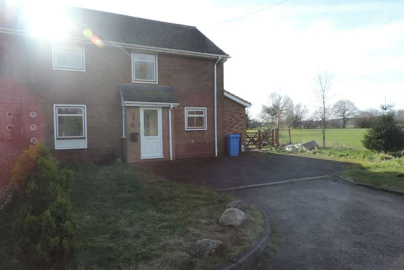 3 Bedrooms Semi Detached House for rent in Croft Lane , Stafford ST19