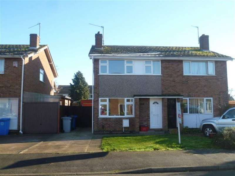 3 Bedrooms House for rent in St Phillips Close, Ise Lodge
