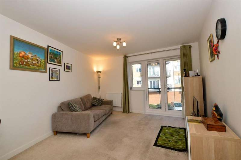 1 Bedroom Apartment Flat for sale in Edridge Court, Ley Farm Close, Watford, Hertfordshire, WD25