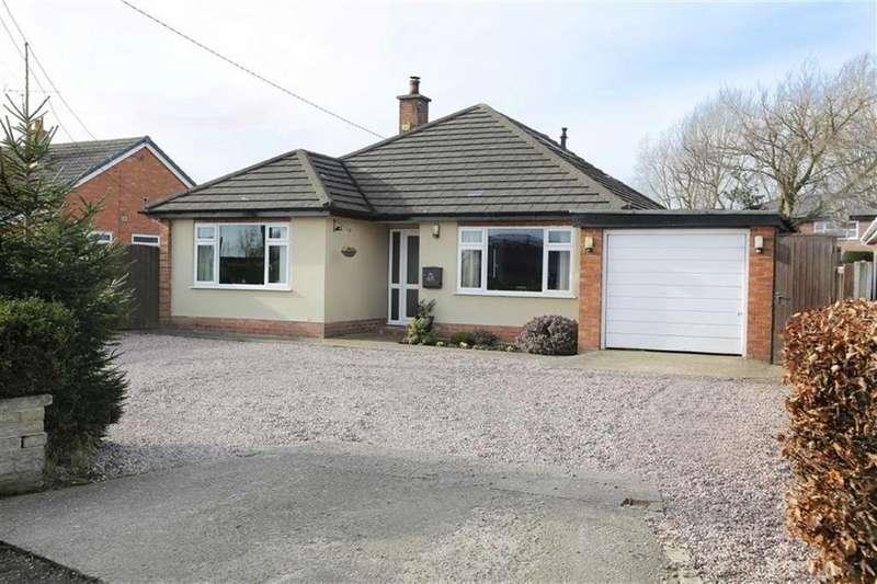 3 Bedrooms Detached Bungalow for sale in Stock Lane, Shavington Crewe, Crewe