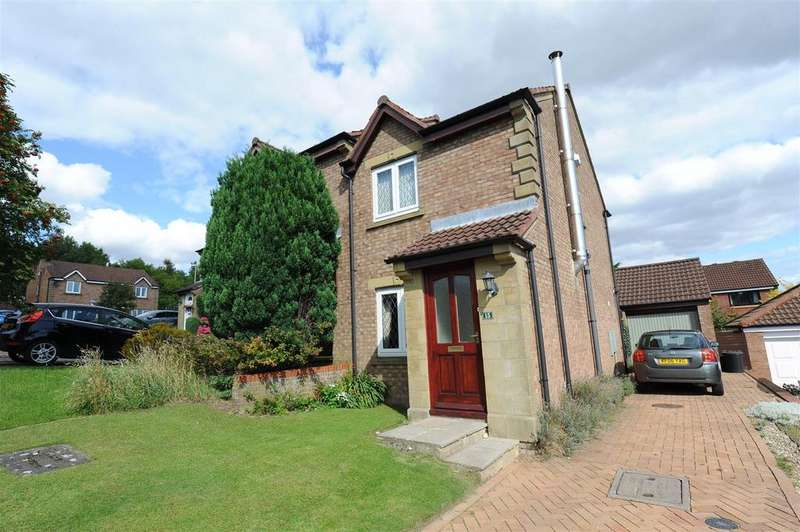 2 Bedrooms Semi Detached House for sale in Olliver Road, Richmond