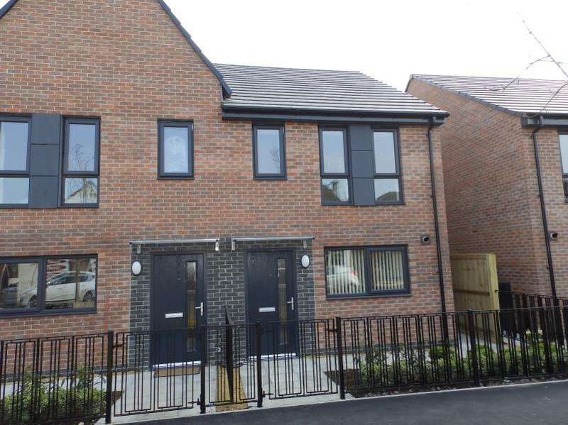 2 Bedrooms Semi Detached House for sale in WAKEFIELD ROAD, FITZWILLIAM, PONTEFRACT, WF9 5FG