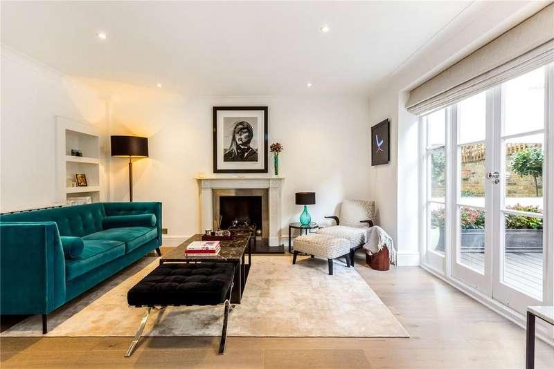 3 Bedrooms Flat for sale in Queen's Gate Gardens, London
