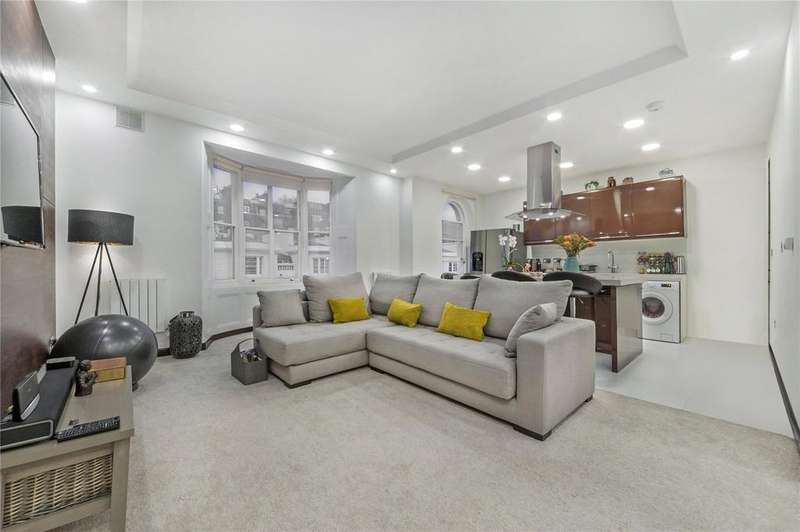 2 Bedrooms Flat for sale in Gloucester Terrace, Bayswater, London
