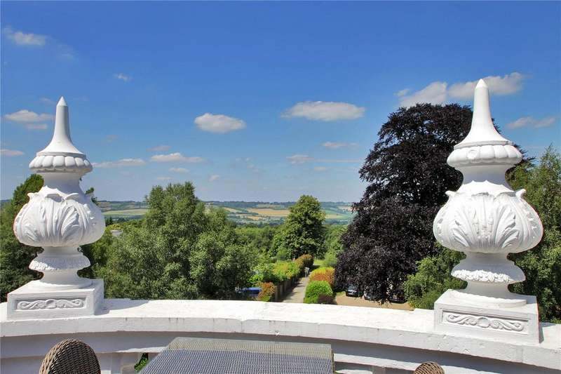 3 Bedrooms Penthouse Flat for sale in Ide Hill Hall, Phillippines Shaw, Ide Hill, Sevenoaks