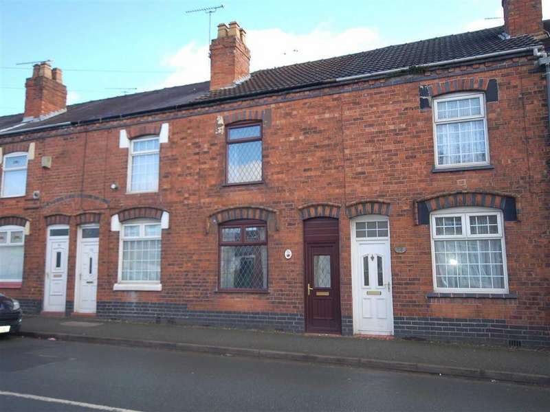 2 Bedrooms Terraced House for sale in Middlewich Street, Crewe