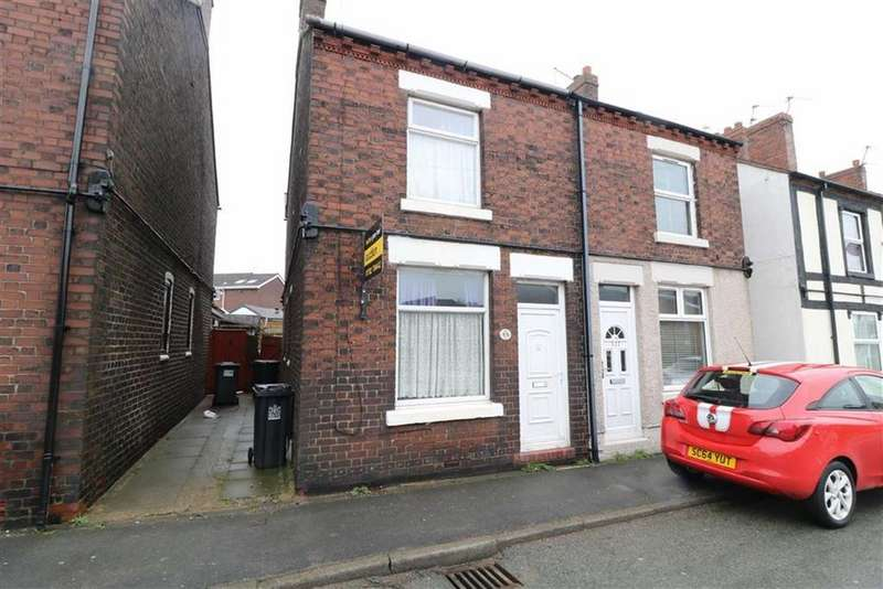 3 Bedrooms Semi Detached House for sale in High Street, Talke Pits, Stoke-on-Trent