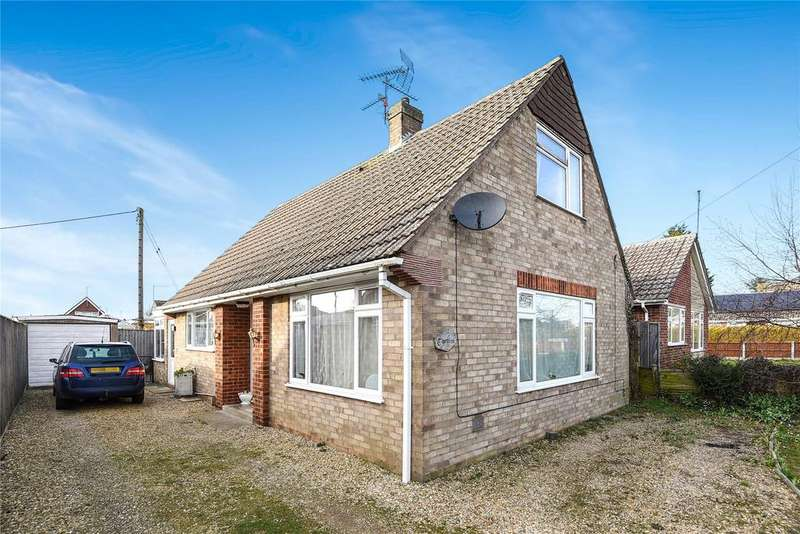3 Bedrooms Detached Bungalow for sale in Cherryholt Lane, Pinchbeck, PE11