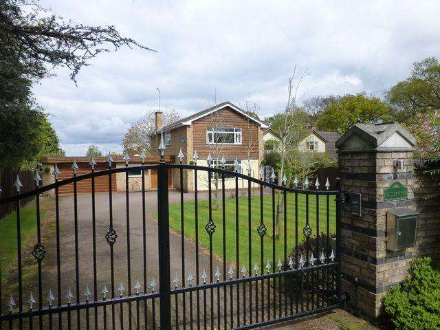 3 Bedrooms Detached House for rent in Broad Lane, Tanworth-in-Arden, SOLIHULL, B94