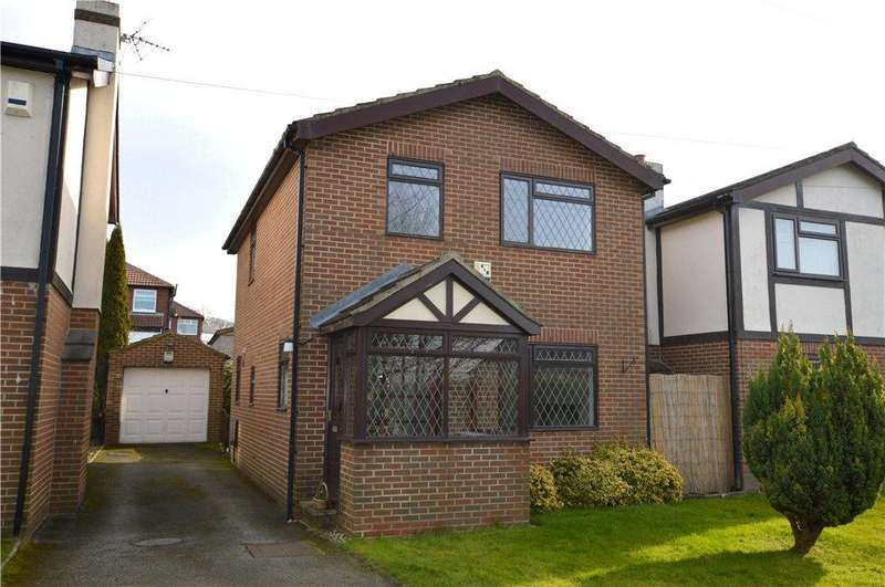 3 Bedrooms Detached House for sale in Mount Pleasant, Off Whitecote Hill, Bramley, Leeds