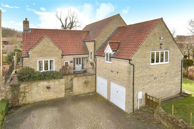 4 Bedrooms Detached House for sale in Stroxton, Grantham, NG33