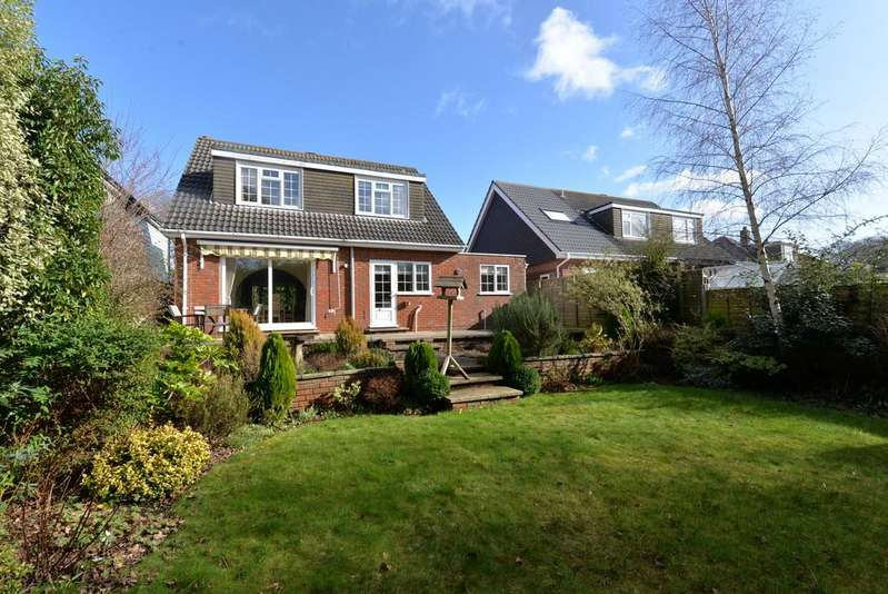 3 Bedrooms Detached House for sale in Everton Road, Hordle, Lymington