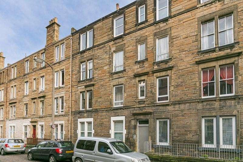 1 Bedroom Property for sale in 7 1F3 Dalgety Avenue, Edinburgh, City Of Edinburgh, EH7 5UF