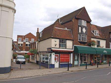 Property for sale in London Road, Sevenoaks