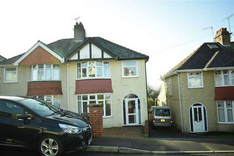 2 Bedrooms Semi Detached House for sale in Lon Pen Y Coed, Cockett