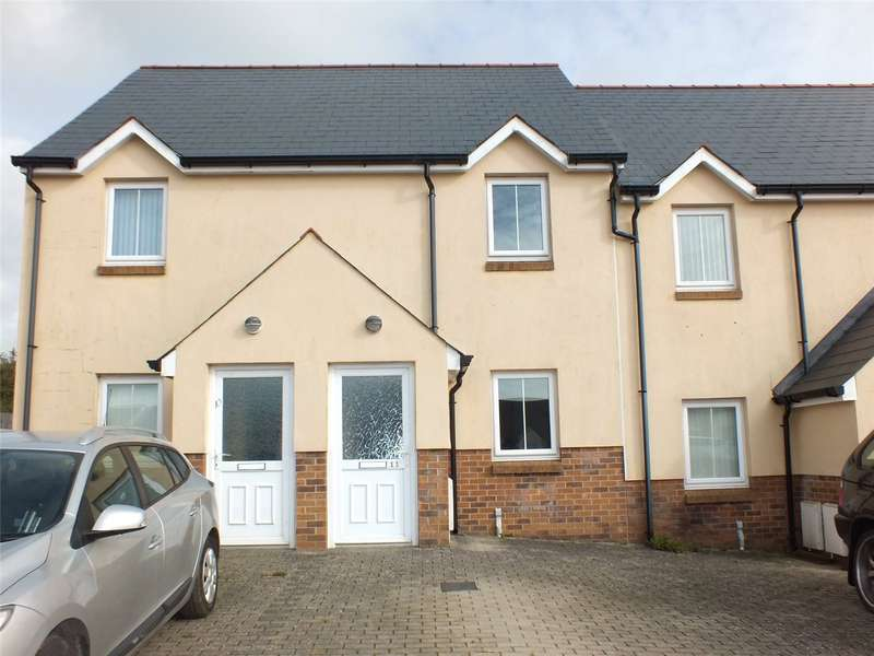 2 Bedrooms Terraced House for sale in Brook Close, Steynton, Milford Haven