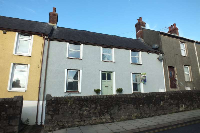 2 Bedrooms Terraced House for sale in Springfield Terrace, The Green, Pembroke