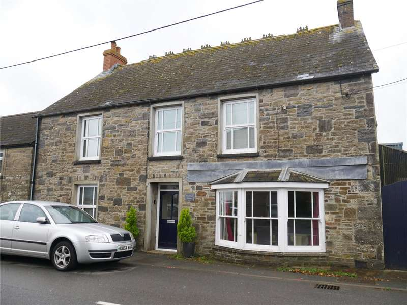4 Bedrooms Detached House for sale in Stafford House, Llandissilio, Clynderwen, Pembrokeshire