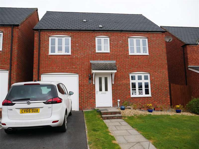 4 Bedrooms Detached House for sale in Cefn Maes, St. Clears, Carmarthen