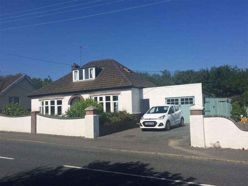 4 Bedrooms Detached House for sale in Umbria Verde, Broadfield Hill, Saundersfoot, Pembrokeshire