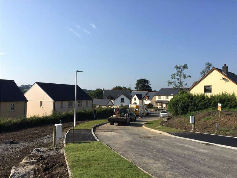 Land Commercial for sale in Plot 14, Church Close, Begelly, Kilgetty