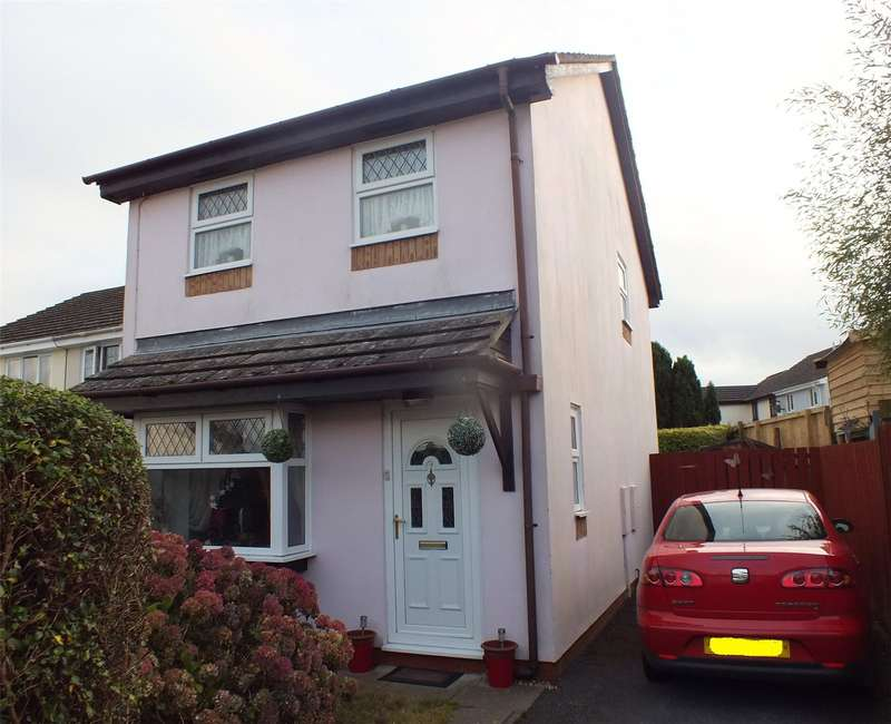 3 Bedrooms Detached House for sale in Steps Road, Sageston, Tenby