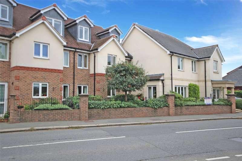 2 Bedrooms Retirement Property for sale in Matthews Lodge, Station Road, Addlestone, Surrey, KT15