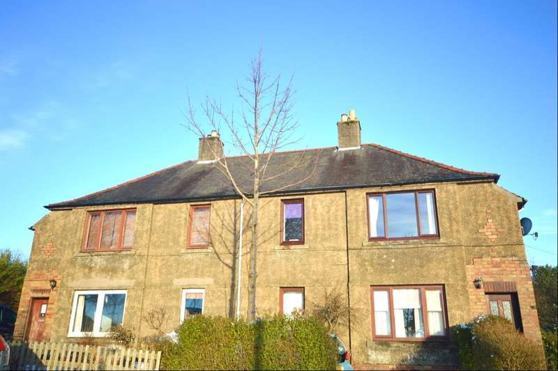 2 Bedrooms Flat for sale in Main Street, Townhill, Dunfermline, KY12