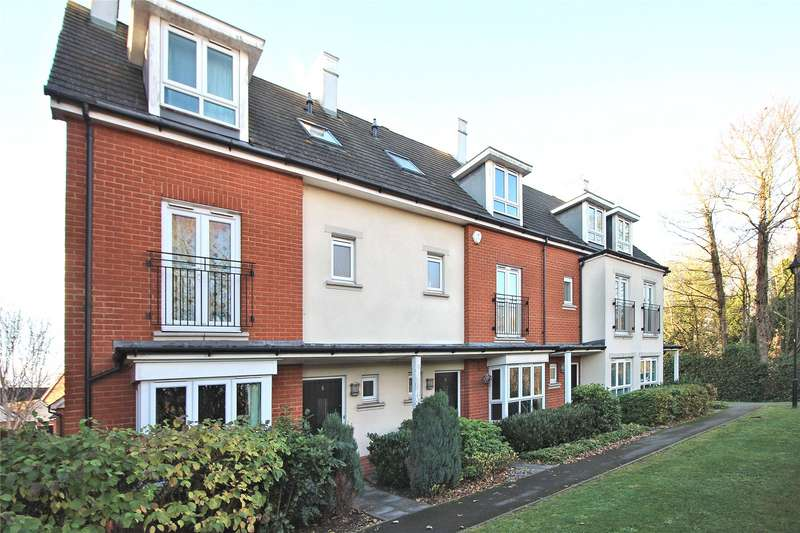 4 Bedrooms End Of Terrace House for sale in Palace Way, Woking, Surrey, GU22