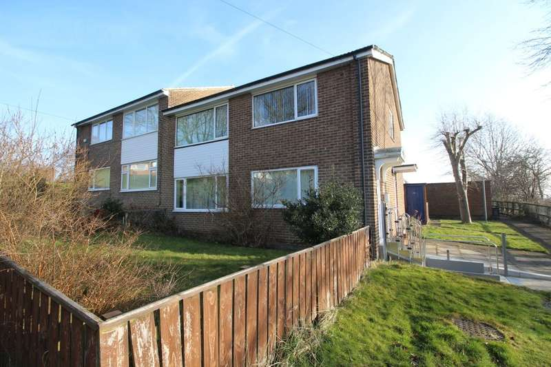 2 Bedrooms Flat for sale in Stephenson Way, Blaydon-On-Tyne, NE21