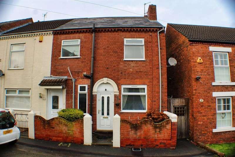 2 Bedrooms Property for sale in Chapel Street, Marlpool, Heanor DE75