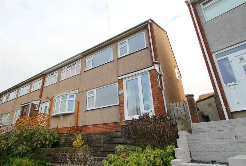 3 Bedrooms Terraced House for sale in Novers Hill Knowle Bristol BS4