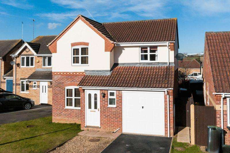 3 Bedrooms Detached House for rent in Saddlers Way, Raunds