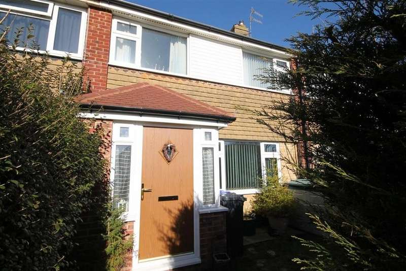 5 Bedrooms Terraced House for sale in Chiltern Close, Shoreham-by-Sea BN43 6LE