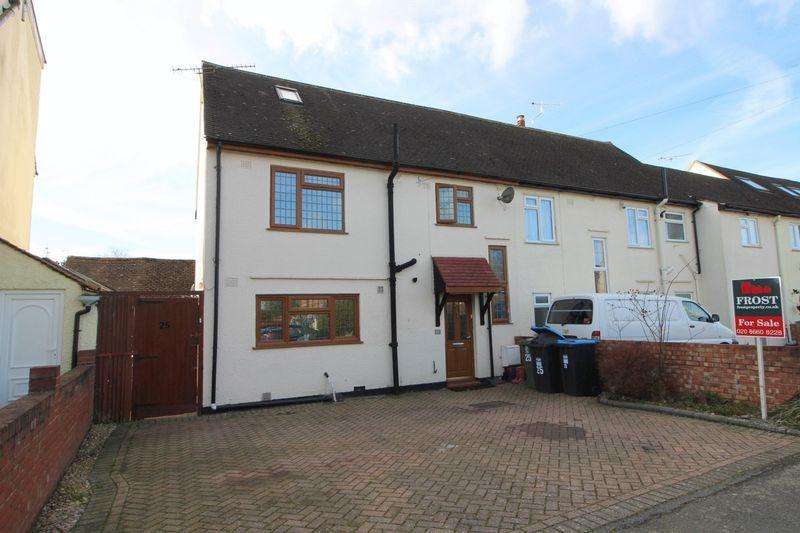 5 Bedrooms End Of Terrace House for sale in Ward Lane, Warlingham