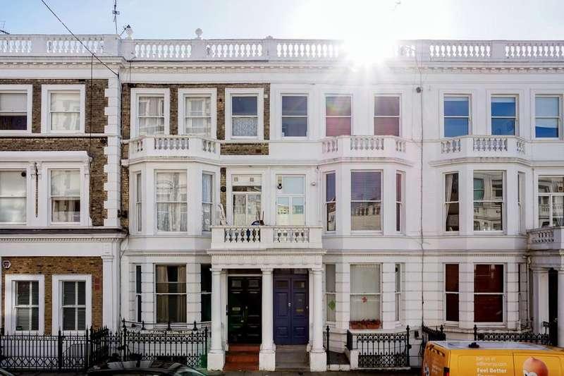 Studio Flat for sale in Comeragh Road, London