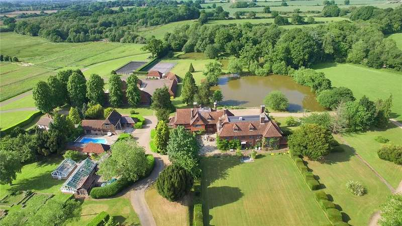 10 Bedrooms Detached House for sale in Woodmancote, Henfield, West Sussex